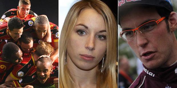 Les 10 tops et 10 flops du sport belge en 2013 - La DH