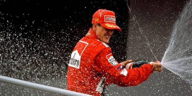 Le sort de Schumacher toujours en suspens - La DH