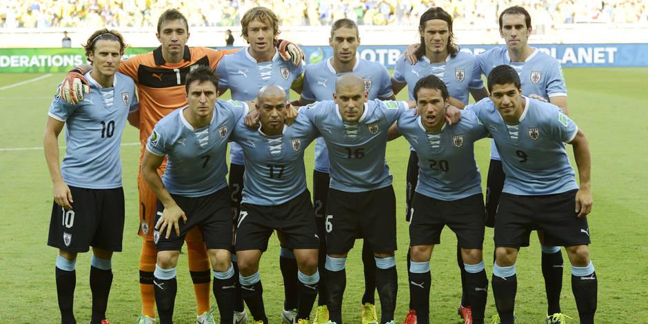 Mondial 2014: l'Uruguay vers un nouveau miracle céleste ?
