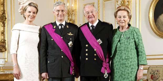 Le Roi a octroyé 129.000€ à 650 Belges dans le besoin en 2013 - La DH