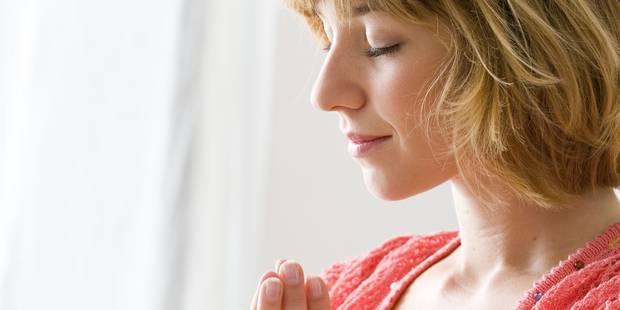 30 minutes de méditation par jour pour combattre l'anxiété - La DH