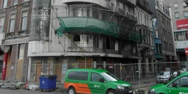 Vers une reconstruction de l'immeuble De Heug ?