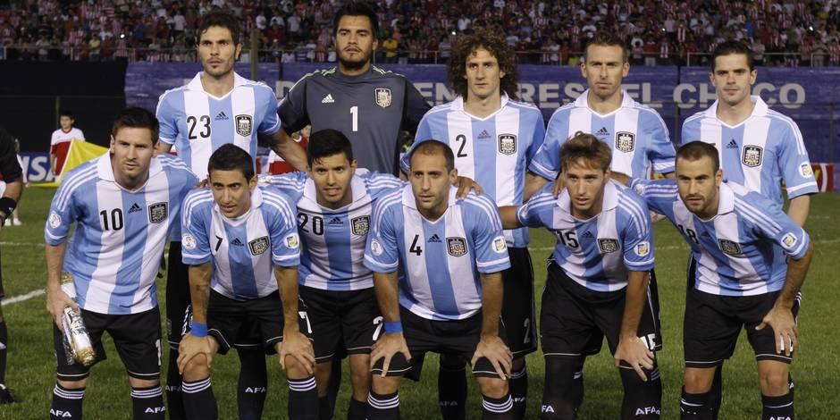 Mondial 2014: L'Argentine pour un dernier tango à Messi