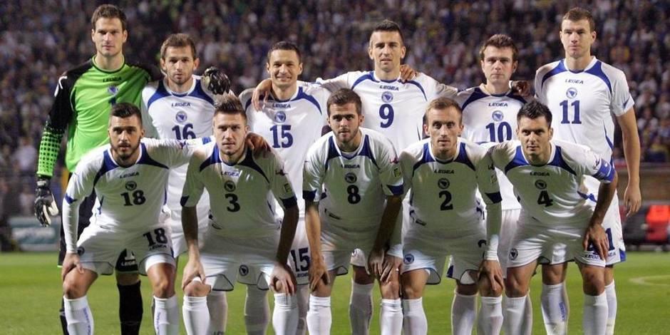 Mondial 2014: une Bosnie bon genre