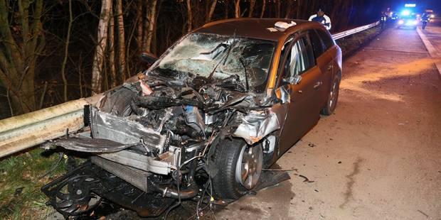 Deux accidents sur l'A54 durant la nuit - La DH