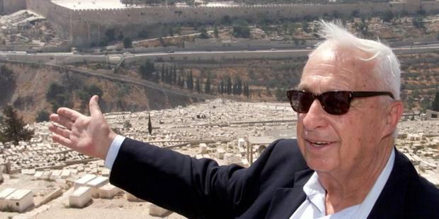 """M. Reynders salue la mémoire d'Ariel Sharon, une personnalité """"très contrastée"""" - La DH"""