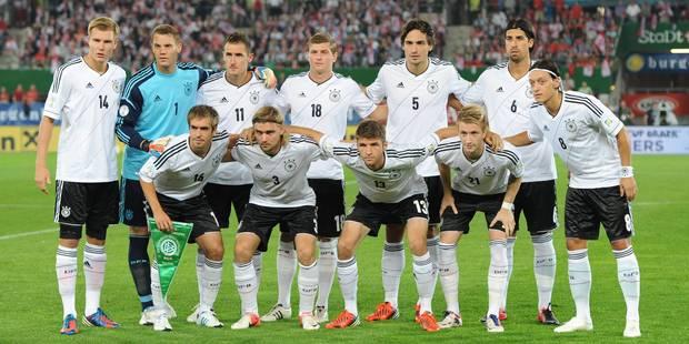 Mondial 2014: pas une Allemagne Löw-cost - La DH