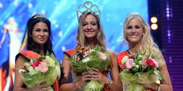 Miss Belgique 2014 est ... Laurence Langen - La DH