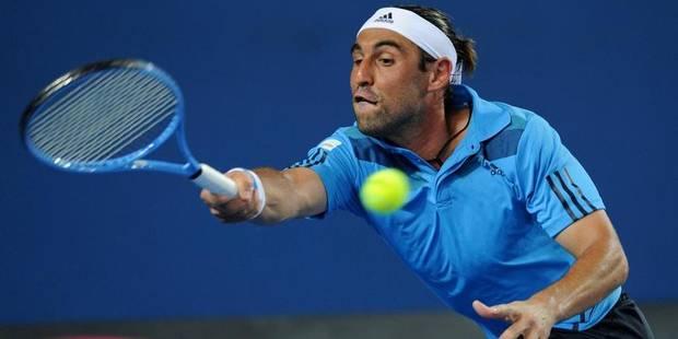 Australian Open: Baghdatis balayé - La DH