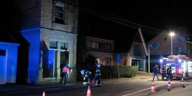 Un quartier privé d'électricité - La DH