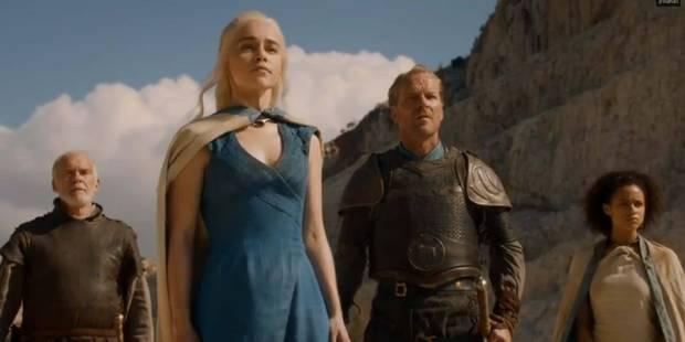 La saison 4 de Game of Thrones se dévoile... un peu dans une bande-annonce ! - La DH