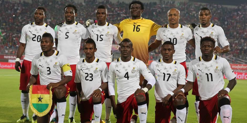 Mondial 2014: le Ghana en véritable (black) star?