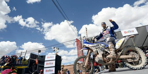 Dakar/8ème: Victoire de Al-Attiyah et de Despres - La DH