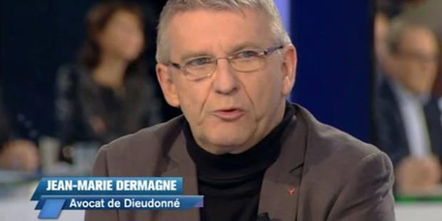 """Dieudonné: la RTBF se """"trompe"""" d'avocat ! - La DH"""
