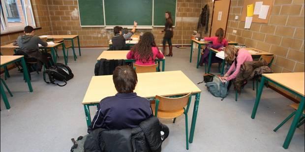 Nouvelles places dans les écoles: l'Inspection des finances tacle le projet du gouvernement Wallonie-Bruxelles - La DH