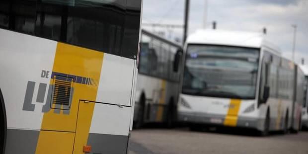 La circulation des bus De Lijn autour de Louvain a repris normalement - La DH