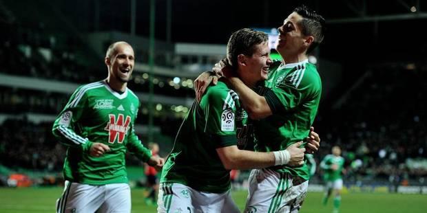 Ligue 1: Lille, battu par Saint-Etienne, craint pour le podium - La DH