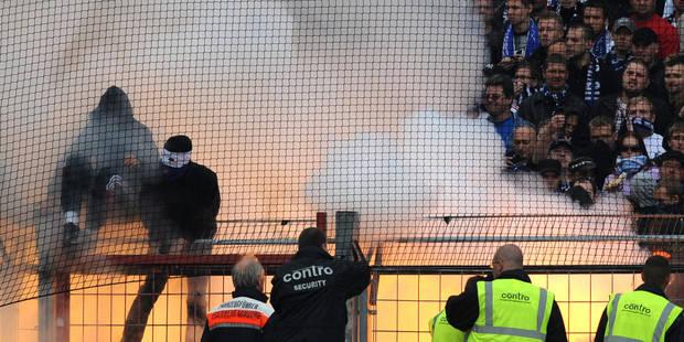 592 années d'interdiction de stade infligées en 2013 - La DH