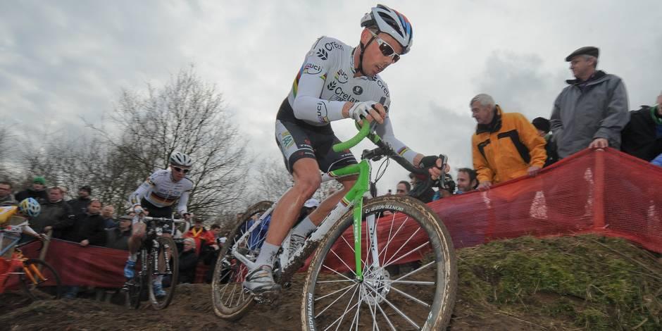Cyclo: le coach fédéral Rudy De Bie doit encore choisir un 7e coureur