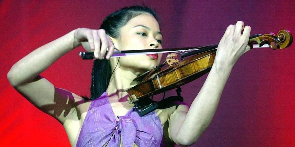 Sotchi: la violoniste Vanessa-Mae représentera la Thaïlande en ski alpin