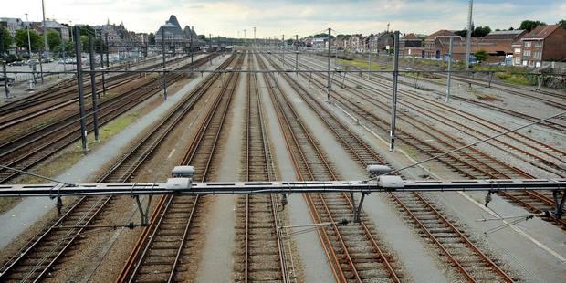 Accident entre un train et une voiture entre Leuze et Tournai