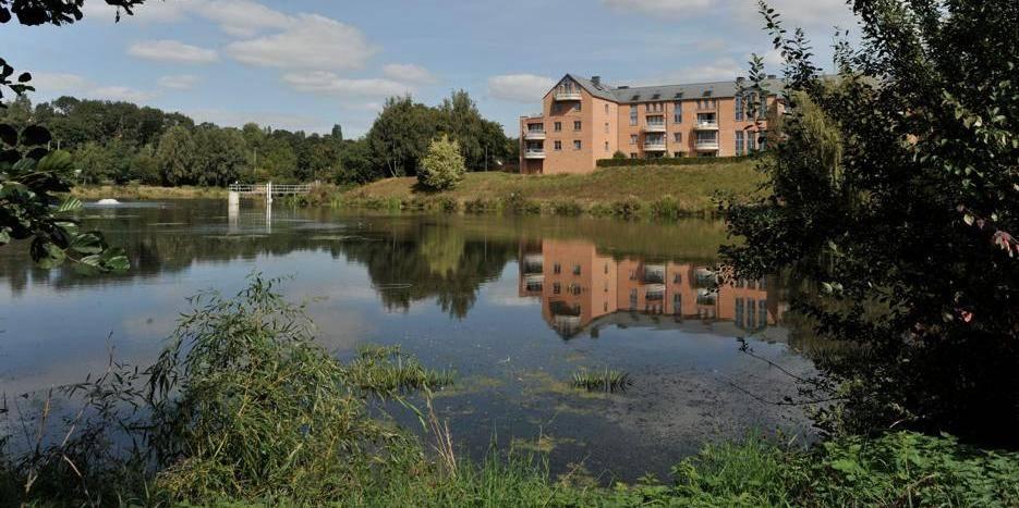 Le corps d'un professeur de l'UCL retrouvé dans le lac de Louvain-la-Neuve
