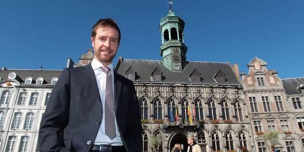Nicolas Martin postule à la tête de la Région - La DH
