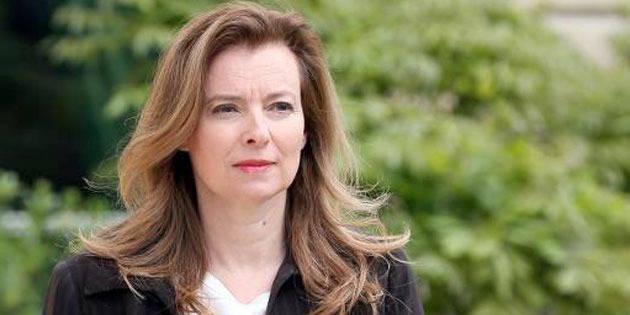 Valérie Trierweiler sera dimanche en Inde
