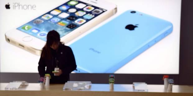 Des �crans plus grands pour les prochains iPhones