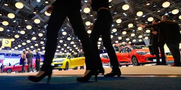 585.000 visiteurs ont visité la 92e édition du Salon de l'Auto - La DH