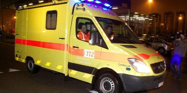 Nalinnes: un conducteur retourne sa voiture dans un champ et meurt noyé dans une flaque - La DH