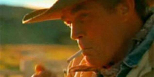 """Décès d'Eric Lawson, incarnation du """"Marlboro Man"""""""