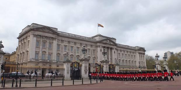 Palais de Buckingham cherche ouvreur de robinet et dorloteur d'invit�s