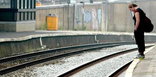 Une solution pour les pires 19 arrêts de train - La DH