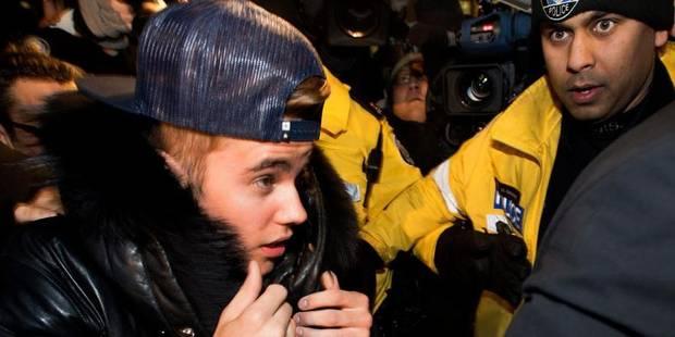"""Même dans """"son"""" Canada, Justin Bieber est inculpé - La DH"""