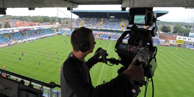 Droits télé du foot belge: Belgacom veut en être - La DH