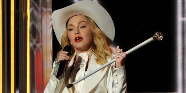 """Madonna n'a pas plagié Salvatore Acquaviva pour son titre """"Frozen"""" - La DH"""