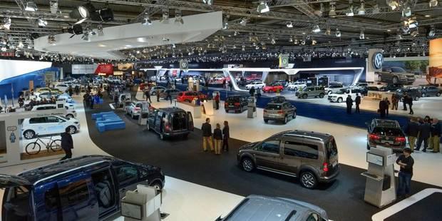 """Pas encore """"d'effet Salon de l'Auto"""" sur les immatriculations de voitures neuves - La DH"""