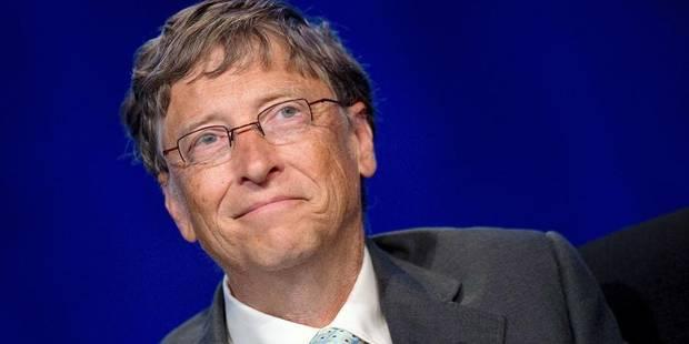 Microsoft: Bill Gates quitte la présidence - La DH