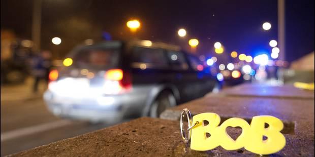Campagne Bob: plus de 340.000 personnes contrôlées, 3 pc en infraction - La DH
