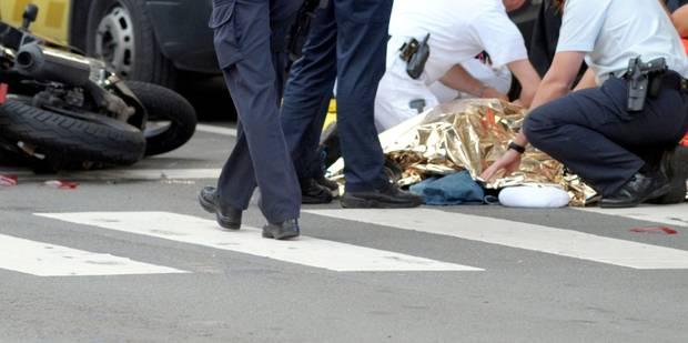 Décès d'un motard à la suite d'une collision avec une voiture à Jette - La DH