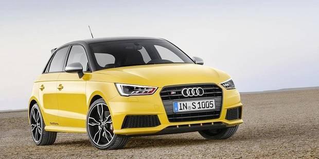 La nouvelle Audi S1 construite chez nous - La DH