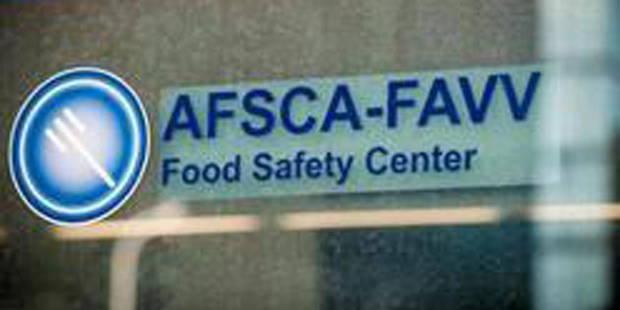 L'Afsca envisage de publier les r�sultats de ses inspections de restaurants