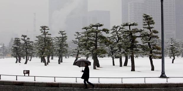 Des centaines de victimes de la neige au Japon - La DH