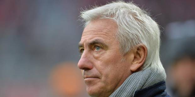 L'entraîneur néerlandais Bert Van Marwijk limogé par Hambourg - La DH