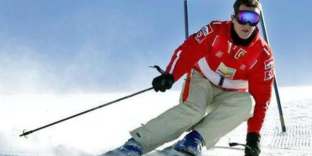 L'enquête sur l'accident de Schumacher classée sans suite