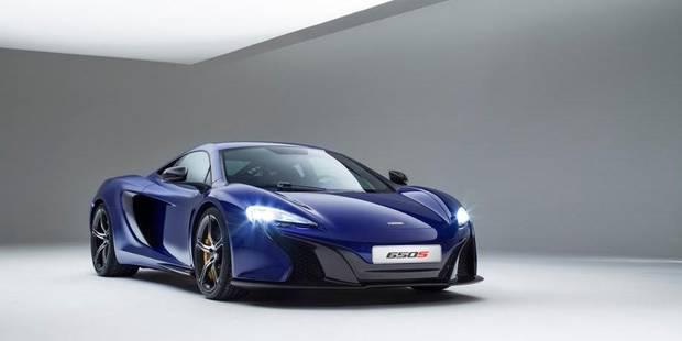 McLaren dévoile sa nouvelle sportive - La DH