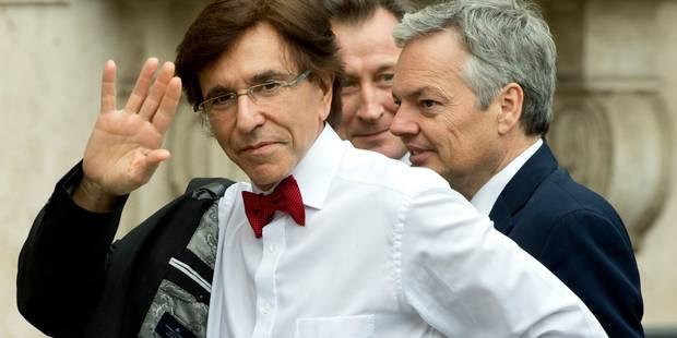 Un Belge sur trois veut que Di Rupo reste Premier ministre - La DH