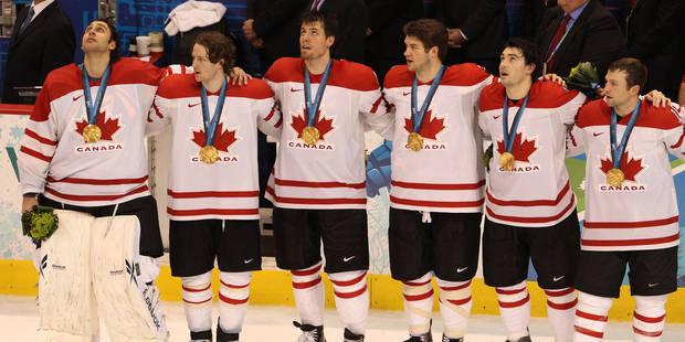 """Canada-USA : """"Le match le plus regardé de la saison"""" - La DH"""