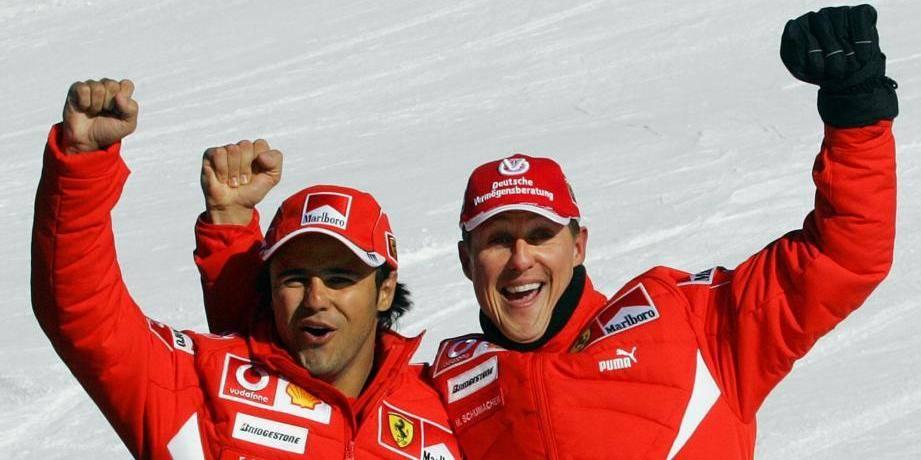 """Massa assure que Schumacher montre des """"réactions"""""""